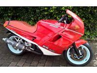 1990 Ducati 906 PASO - 27000 miles - Complete non accident bike - Running - V5 present & HPI clear