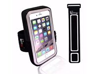 Premium Armband for iPhone 7 Fingerprint Touch ID Access for Running, Jogging, Gym & Sports