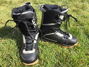 Mens firefly snowboard boots size 10.5