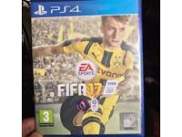 Fifa 17 PS4 for sale- Great Condition