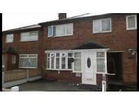 Spacious 3 Bed Terrace House