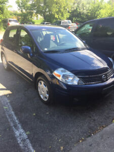 2008 Nissan Versa Only 63Ks, Certified and E-tested, Like New