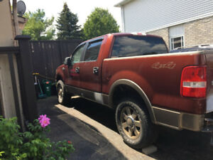 Ford King Ranch