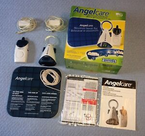 Angelcare Movement and Sound Monitor AC301