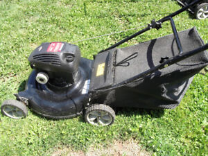 lawnmower in ex cond