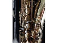 Selmer mark 7 tenor saxophone