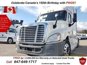 2014 Freightliner CASCADIA EVOLUTION VERY CLEAN UNIT, BIG POWER
