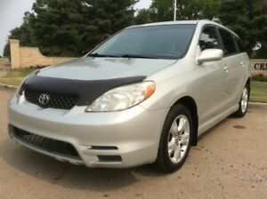 2004 Toyota Matrix, XR-PKG, AUTO, LOADED, $4,500