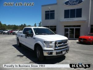 2017 Ford F-150 *NEW*SUPERCREW XLT*H.D.PAYLOAD*5.0L