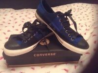 Men's retro converse trainer size 9 Brand New