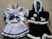 Set of 2 Bear outfits (not BABW but equivalent) £5