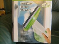 WINDOW STEAM CLEANER