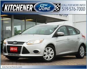 2014 Ford Focus SE SE/WINTER PKG/HTD SEATS/ONLY 43k KM'S