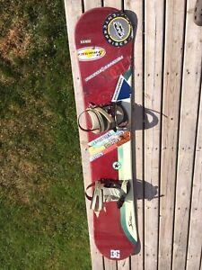 Simms Access 150cm snowboard