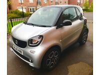 Smart ForTwo Prime Premium+ Auto **very low miles - immaculate**
