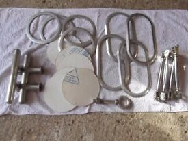 Boat Bits Rope Tensioneers Cleats Portholes etc