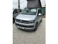 2016 Volkswagen VW Transporter 102 ps Pop-top Brand Conversion Camper Campervan