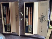 Maxwell William chopstick sets