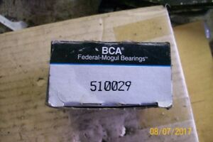 SEALED FRONT BEARING # BCA 510029
