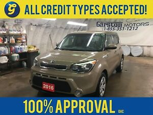 2016 Kia Soul KEYLESS ENTRY*POWER WINDOWS/LOCKS/MIRRORS*TRACTION