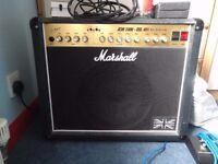 Marshall DSL 401 Guitar Amp - Fresh valves, footswitch included. £300 ONO