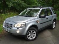 2007 57 Land Rover Freelander 2 2.2Td4 auto HSE..F.S.H..HIGH SPEC..STUNNING !!