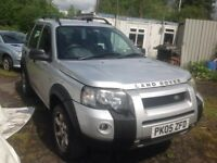 LANDROVER NEWER SHAPE NEEDS ENGINE SPARES/REPAIRS/PARTS