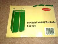 Camping wardrobe