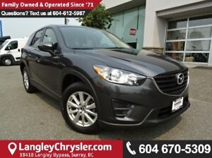 2016 Mazda CX-5 GX *ONE OWNER * LOCAL BC SUV * DEALER INSPECT...