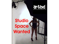 WANTED commercial Space - Looking for a suitable space/venue for a photography studio.