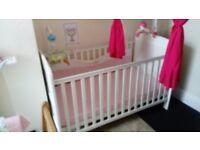Baby bed. Buggy. Baby walker