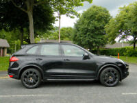 2010 10 Reg PORSCHE CAYENNE 3.0 TDI V6 TIPTRONIC S HUGE SPEC+FPSH