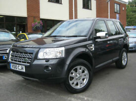 2010 10-Reg Land Rover Freelander 2 2.2Td4 XS Auto,GREAT SPEC & VALUE!!!