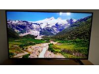 Celcus 43 Inch Smart Tv, Ultra HD 4K LED TV with Wifi (1 Week Old)