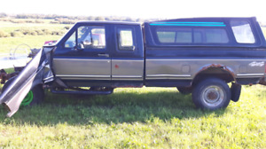 1993 Ford F250 parts truck