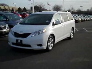 2011 Toyota Sienna 7 PASS LEATHER-DUAL DVD