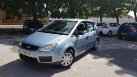 For sale Ford C-Max Zetec 1.6 petrol MOT 3 months full V5