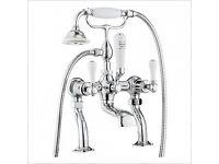 BRAND NEW - Crosswater Belgravia bath shower mixer - worth £460
