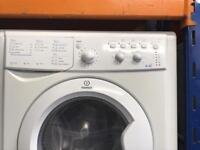Indesit white washing dryer 6+4kg