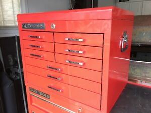 Gray Tool Chest