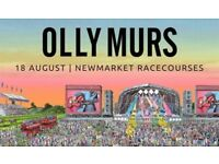 Olly Murs at Newmarket Races *Friday 18th August*