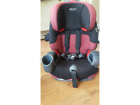 BABY CHILDREN CAR SEAT GRACO NAUTILUS GROUP 1/2/3 FROM 9MONTHS TO 12 YEARS
