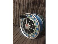 Lamson 3 fly feel hardly used with 2 spare spools,one loaded with a fort land 444 intermediate