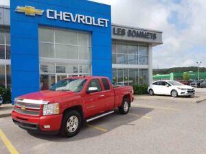2012 CHEVROLET SILVERADO 1500 4WD EXTENDED CAB