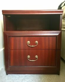 Vintage bedside drawer