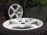 18inch drift wheels 5x114.3, JDM / Stance / show