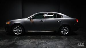 2012 Lincoln MKS POWER TAILGATE! MP3! HEATED STEERING WHEEL!