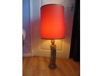Chinese lady lamp, Chinese/Japanese lady
