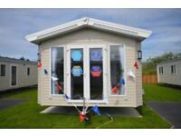 Static Caravan Felixstowe Suffolk 2 Bedrooms 6 Berth BK Sheraton 2017 Suffolk