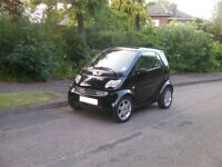 SMART car fortwo 2002